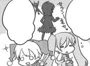 Margarita, Lemy y Julia (PCdM manga)