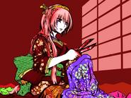 Yoiyami - 宵闇さん 1 alternate upscale