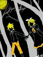 Moonlit Abandonment Paipro kimikage - 紫露草さん upscale
