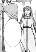 Michaela (vestida de campesina - manga)