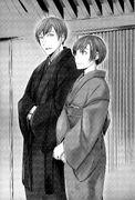 Kai y Mei Miroku (Envidia)