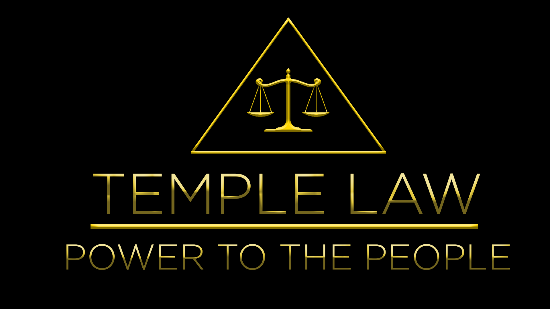 Temple Law