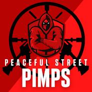 Peaceful Street Pimps