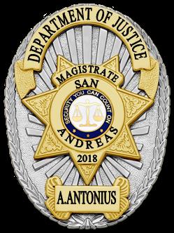 Augustus Antonius