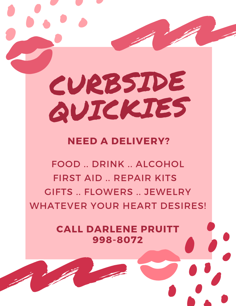 Curbside Quickies
