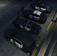 LSPD fleet