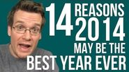 GOOD NEWS 14 Reasons 2014 May Be the Best Year Ever