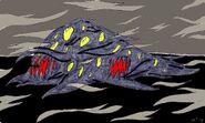 DarkShadows Shoggoth in Mist