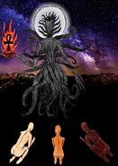 DarkShadows Nephren-Ka The Coming Forth