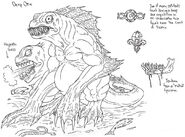 Lc horror deep ones by demongirl99-d4oir0y