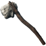 Crafted Axe
