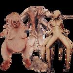 Creepy Mutants