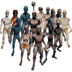Enemies Official The Forest Wiki