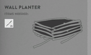 Wall Planter Official The Forest Wiki