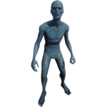 Pale Skinny Mutant