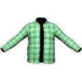 Green Open Shirt.png