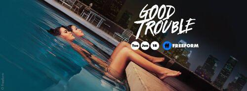 Good Trouble Season-2 Banner