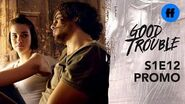 Good Trouble Season 1, Episode 12 Promo Gael's Muse
