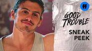 Good Trouble Season 2, Episode 5 Sneak Peek Callie & Gael Work Well Together Freeform