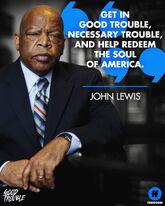 GT John Lewis Quote
