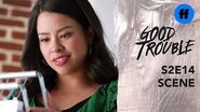 Good Trouble Season 2, Episode 14 Mariana Receives A Thoughtful Gift Freeform