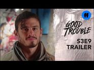 Good Trouble - Season 3, Episode 9 Trailer - Is Callie Still Interested in Gael?