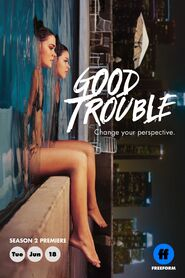 Good Trouble Season-2 Poster4