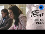 Good Trouble Season 3, Episode 14 - Sneak Peek- Jury Selection - Freeform