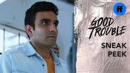 Good Trouble Season 2, Episode 12 Sneak Peek Raj Tries to Take Control Freeform