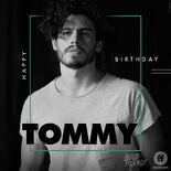 HBD Tommy Martinez 2021
