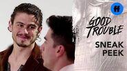 Good Trouble Season 1, Episode 12 Sneak Peek Gael's Gallery Show Freeform