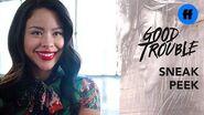 Good Trouble Season 2, Episode 16 Sneak Peek Mariana's Interview Freeform