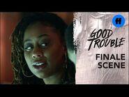 Good Trouble Finale - Malika says Goodbye to Dyonte - Freeform