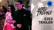Good Trouble Season 2, Episode 3 Trailer Jazmin's Doble Quince