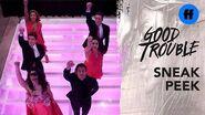 Good Trouble Season 2, Episode 3 Sneak Peek The Quinceañera Group Dance Freeform