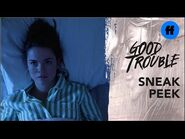 Good Trouble Season 3, Episode 6 - Sneak Peek- Rachel Crashes at The Coterie - Freeform