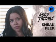 Good Trouble Finale - Sneak Peek- Callie Urges Mariana to Tell the Truth - Freeform