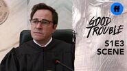 Good Trouble Season 1, Episode 3 - Judge Wilson's Decision - Freeform