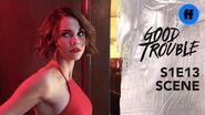 Good Trouble Season 1 Finale Callie's Steamy Tango Freeform