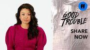 "Good Trouble x ATTN Season 2 ""The Trouble With"" Fentanyl Freeform"
