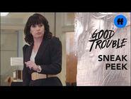 Good Trouble Season 3, Episode 8 - Sneak Peek- Kathleen has a New Client - Freeform