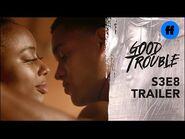 Good Trouble - Season 3, Episode 8 Trailer - Malika Has Feelings for Someone Else