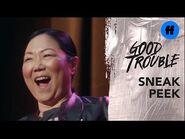 Good Trouble Finale - Sneak Peek- Margaret Cho Guest Stars - Freeform