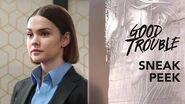Good Trouble Season 2, Episode 2 Sneak Peek Callie's Job Search Freeform
