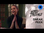 Good Trouble Season 3, Episode 9 - Sneak Peek- Woke N' Broke - Freeform