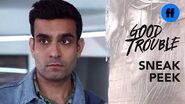 Good Trouble Season 2, Episode 5 Sneak Peek Raj Returns to Blue Team Freeform