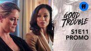 Good Trouble Season 1, Episode 11 Promo Stef & Lena Fight