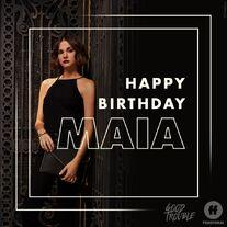 2019 HBD Maia