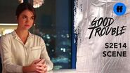 Good Trouble Season 2, Episode 14 Callie And Jamie Strike A Deal Freeform