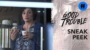 Good Trouble Season 2, Episode 4 Sneak Peek Raj & Mariana Are Spotted Together at Work Freeform